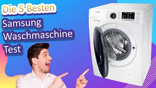 Die 5 Besten Samsung Waschmaschine Test 2021
