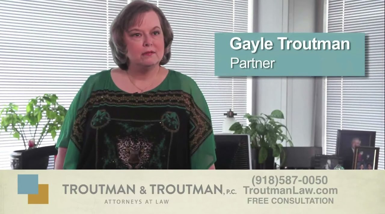 How is the Oklahoma Social Security Disability Law Firm of Troutman & Troutman, P.C. Different from Other Firms?