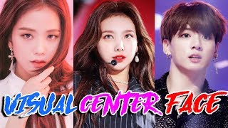 VISUAL vs CENTER vs FACE of Each KPOP GROUP - PT1