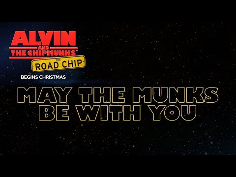 Alvin and the Chipmunks: The Road Chip (TV Spot 'Saga')