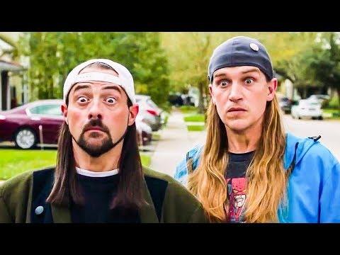 Джей и Молчаливый Боб:  Ребут - Трейлер на русском 2019