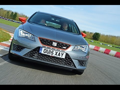 SEAT Leon ST CUPRA 280: the family-friendly performance car (sponsored)