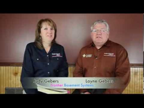 In this segment, Judy and Layne Gebers draw from their many years working in home improvement to issue a...