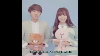 [PT-BR] Sunyoul e Yuju ( G-Friend ) - Dingo Music teaser