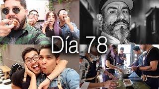 TAMALES con Aquiles Chávez!! Tamal de GANSITO! | gwabir