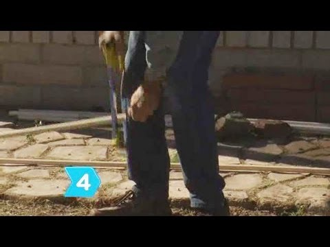 How to Install a Sprinkler System Part 1