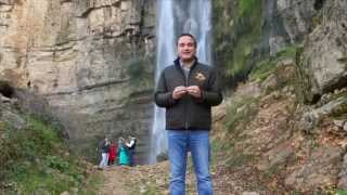 preview picture of video 'Jezzine: The Lady of South Lebanon'