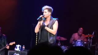 Adam Lambert Phoenix Chokehold