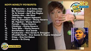 Non-Stop Noypi Novelty Peyborits | MOR Playlist Non-Stop OPM Songs 2018 ♪