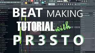 How to make Patoranking - This Kind Luv Ft. Wizkid in FL STUDIO (Plus FLP and quick mixing)