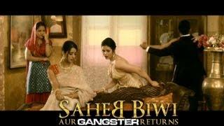 Irrfan Khan, Mahie Gill - Idhar Gire Udhar Gire - Song - Saheb Biwi Aur Gangster Returns
