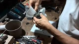 Makita Akkuschrauber Reparatur - Getriebe zerlegen und montieren
