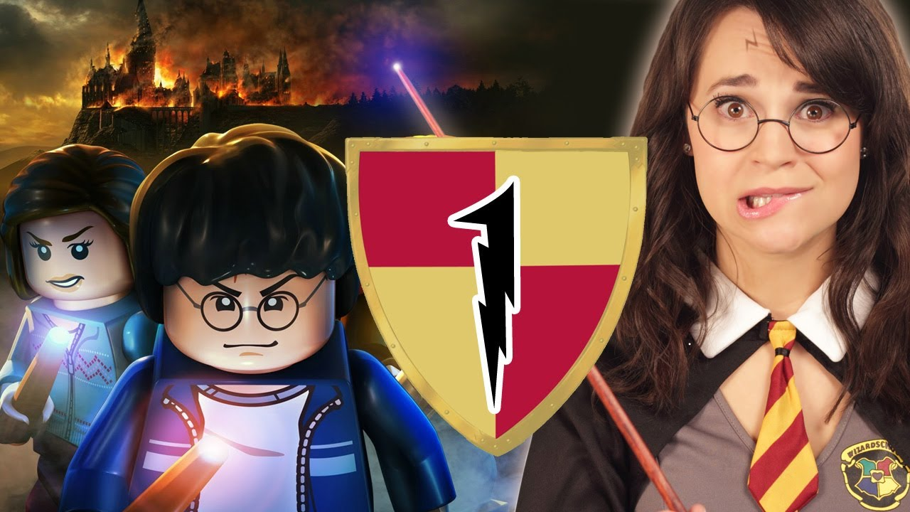 Lets Play Lego Harry Potter Years 5-7 - Part 1 thumbnail