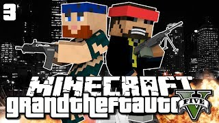 Minecraft Grand Theft Auto Mod 3 - GIVE ME THE OP ITEM (GTA 5)