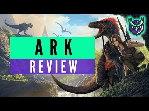 Ark: Survival Evolved Switch Review (GREAT and TERRIBLE!) video thumbnail