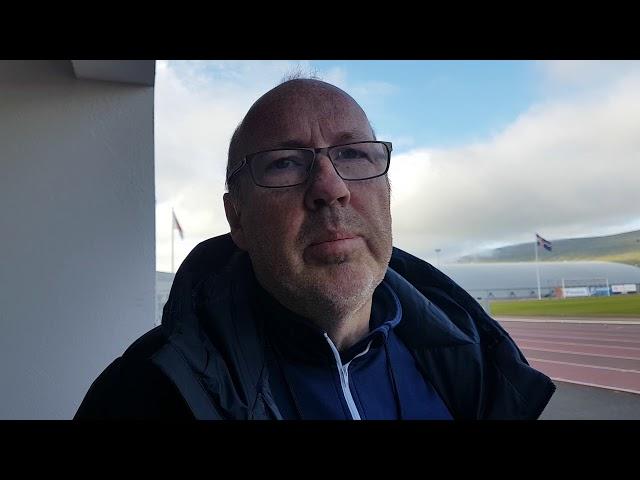 Aðalsteinn: Fannst dómgæslan orka tvímælis