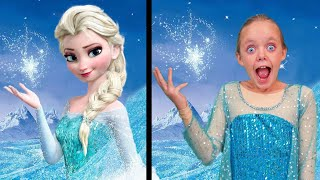 Let it Go! Frozen Elsa Song (Cover)