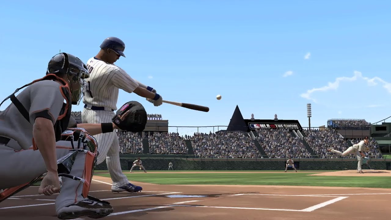 MLB 12 The Show Honors MLB's First Pitch with Opening Day Trailer