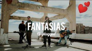 Fantasías (Unplugged)❣ (LETRA) ➡  Rauw Alejandro ❌ Farruko🔥