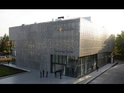 Engineering Kompetenz live erleben – im neuen Walter Technology Center - Imagefilm