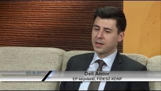 Pannon RTV Szubjektív – Vendég Deli Andor