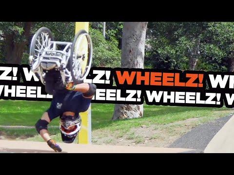 EPIC Skatepark Session With Wheelz