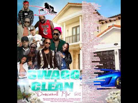 DJ DOTCOM SWAGG & CLEAN DANCEHALL MIX VOL 41 FEBRUARY 2016