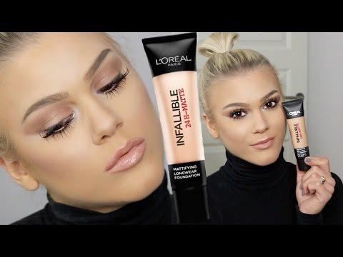 First Impression | L'Oréal Infallible Pro-Matte 24HR Foundation