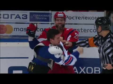 Staffan Kronwall vs. Ilja Kablukov