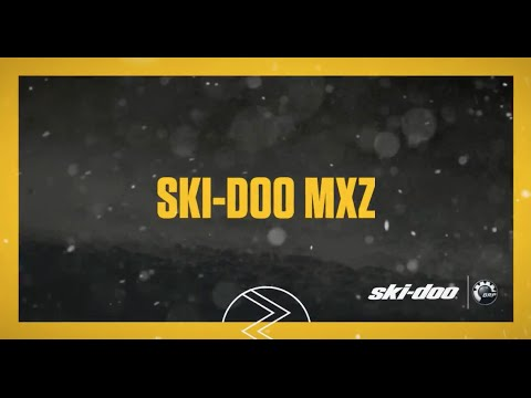 2017 Ski-Doo MXZ X-RS Iron Dog in Salt Lake City, Utah