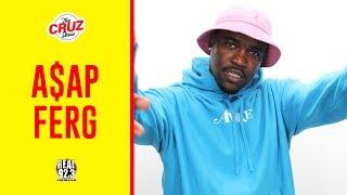 A$AP Ferg Talks 'Floor Seats', A$AP Rocky's Homecoming, Sunday Service & More