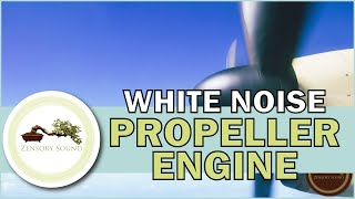 Turbo Propeller Engine Aircraft Cabin Sound
