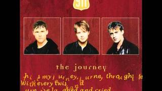 911 The Journey #Lyrics on screen