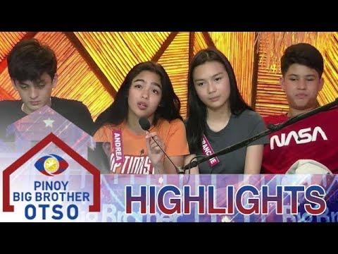Gold Squad, nagbigay ng mensahe sa tagumpay ng Teen Housemates   Day 49   PBB OTSO