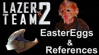 LazerTeam 2 | EASTER EGGS, REFERENCES & FUN FACTS |