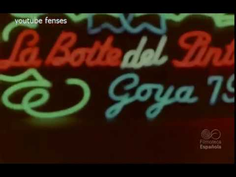1974 Discoteca La Boite del Pintor C/ Goya 79 Madrid 1974 Fedra Lorente