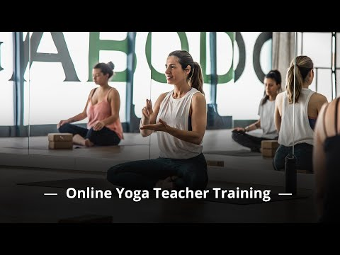 Online Yoga Teacher Training | Yoga Alliance Certified - YouTube