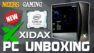 New PC Unboxing from Xidax!