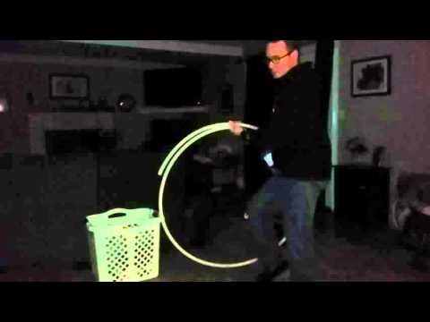 Propane Fireball Cannon - How to Shoot Blue Fireballs! - смотреть