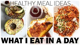 What I Eat in a Day || Healthy Gluten Free Meal Ideas