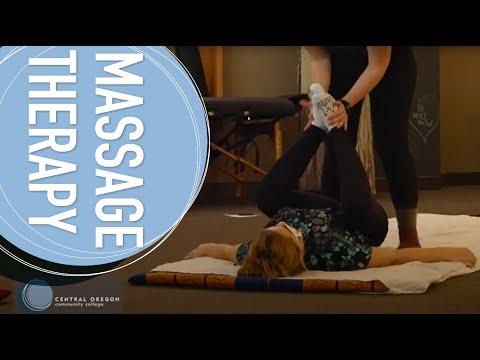 Massage Therapy Program - Central Oregon Community College ...