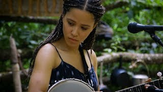 Kaia Kater - Swim Good (Frank Ocean cover) - Old Growth Sessions @Pickathon 2017 S02E04