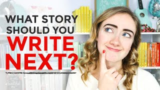 How to Decide WHAT TO WRITE Next
