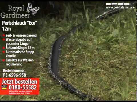 "Royal Gardineer Perlschlauch ""Eco"" 12m"