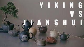 Yixing Vs Jianshui Teapots & Teaware: Differences & Similarities