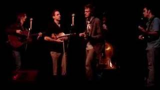 i'm nowhere- chris thile and the how to grow a band