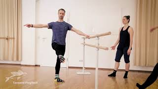 Ballett M/F: Teil 2 – Ronds, Fondus, Frappe, Petits battements