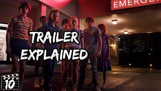 Stranger Things Season 3 Trailer Breakdown