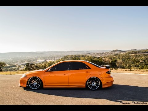 Stanced Mazda 6 | Mazda king | Rohana Wheels