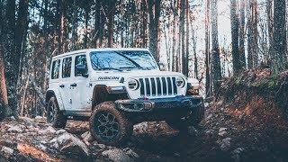 Jeep Wrangler (JL) 2018 - dabar